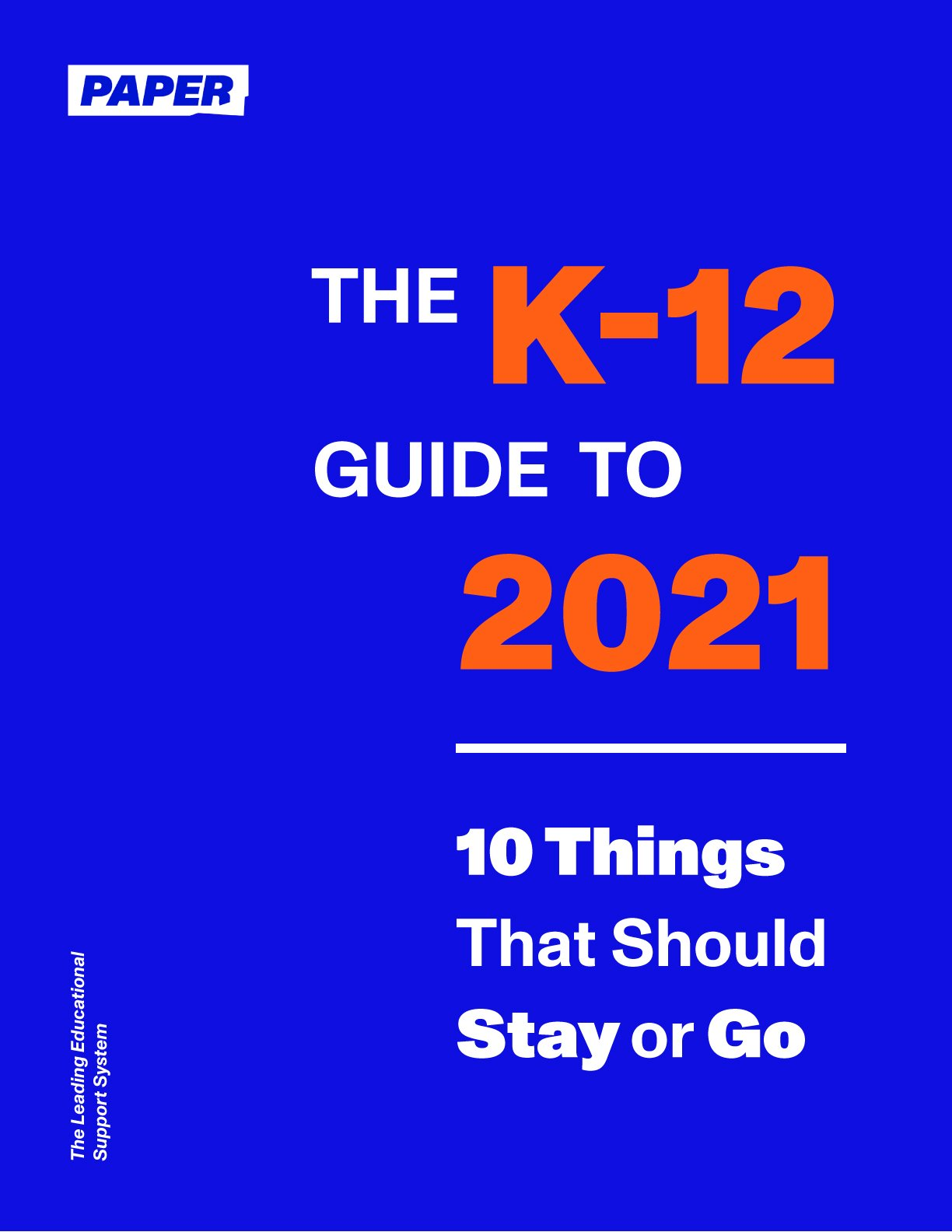 Ebook-The K-12 Guide to 2021-Cover