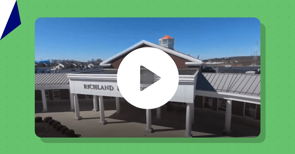 Video Thumbnail of Richland High School
